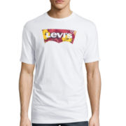 Levi's® Pops Short-Sleeve Logo Tee