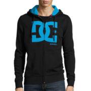DC® Aqua Star Fleece Full-Zip Hoodie