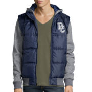 DC® Blue Hooded Jacket
