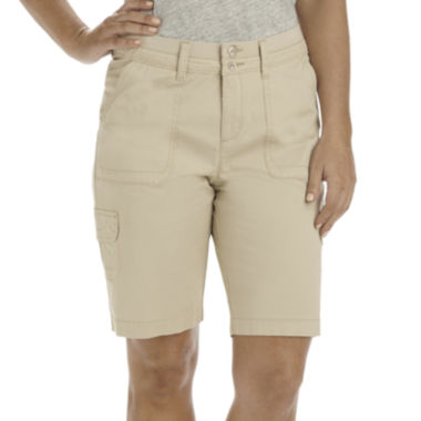 jcpenney.com | Lee® Cargo Bermuda Shorts - Petite
