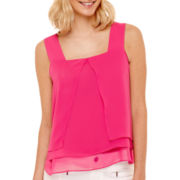 Bisou Bisou® Multi-Layer Tank Top