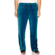 Made For Life™ Velour Pants - Plus