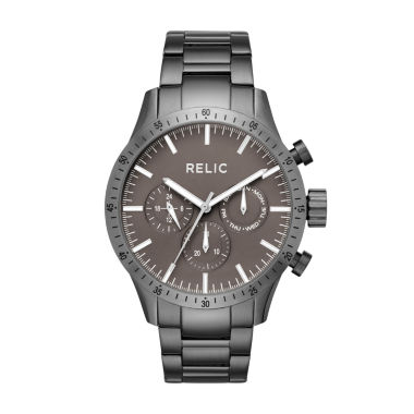 jcpenney.com | Relic Mens Gray Bracelet Watch-Zr15890