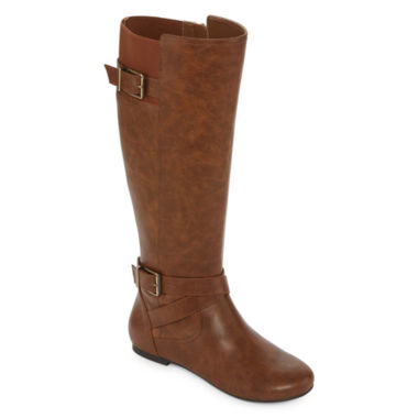 jcpenney.com | a.n.a Doby Womens Riding Boots