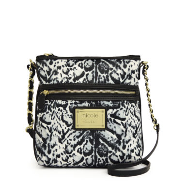 jcpenney.com | Nicole By Nicole Miller Randy Crossbody Bag