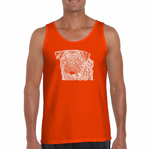 Los Angeles Pop Art Tank Top