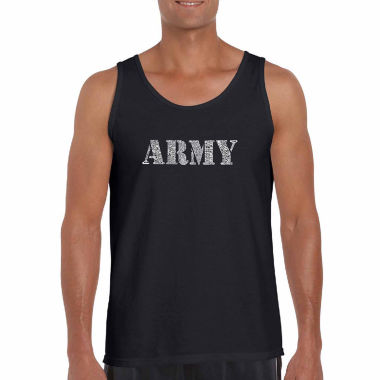 jcpenney.com | Los Angeles Pop Art Tank Top Lyrics to the Army Song