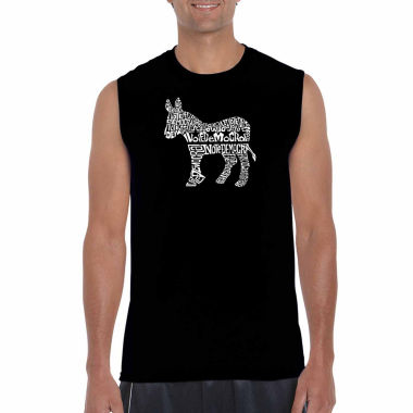 jcpenney.com | Los Angeles Pop Art Sleeveless Graphic T-Shirt