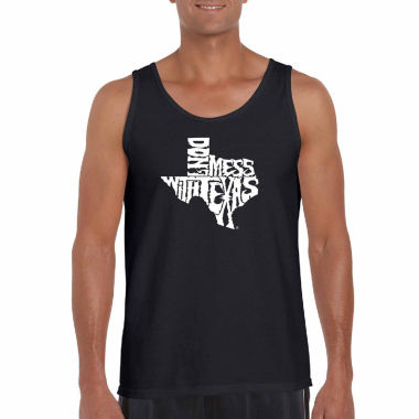 jcpenney.com | Los Angeles Pop Dont Mess With Texas Art Tank Top