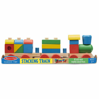 jcpenney.com | Melissa & Doug® Stacking Train