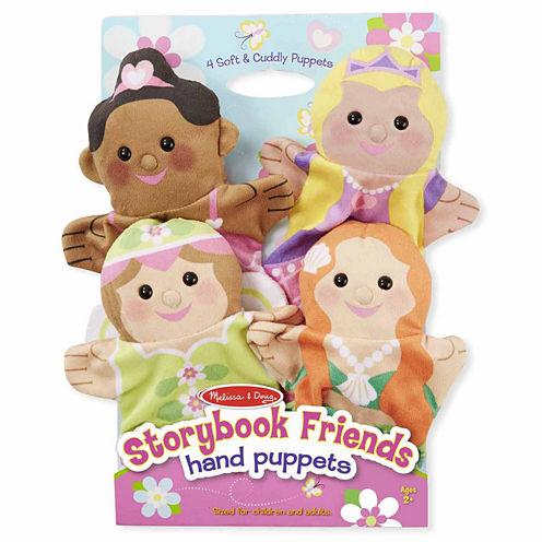 Melissa & Doug® Storybook Friends Hand Puppets