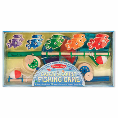 jcpenney.com | Melissa & Doug® Catch and Count Fishing Game