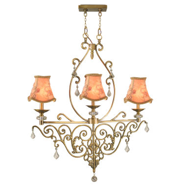 jcpenney.com | Dale Tiffany™ Ashbee Chandelier