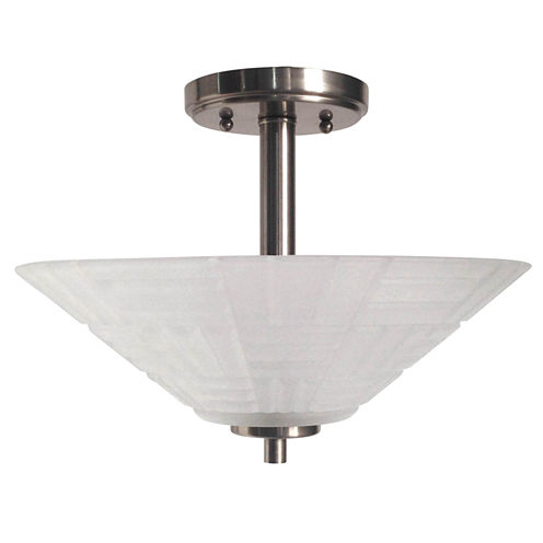 Dale Tiffany™ LED Soloman Semi Flush Mount