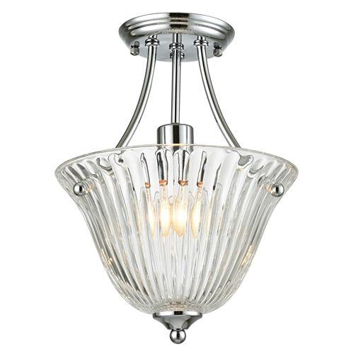 Dale Tiffany™ LED Jill Semi Flush Mount