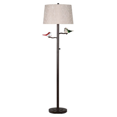 jcpenney.com | Dale Tiffany™ LED Finch Floor Lamp