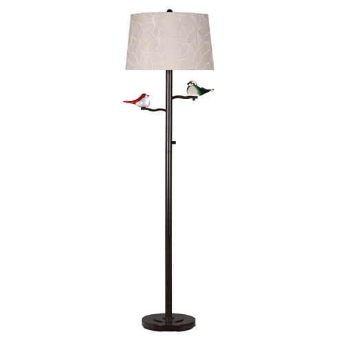 Dale Tiffany™ LED Finch Floor Lamp