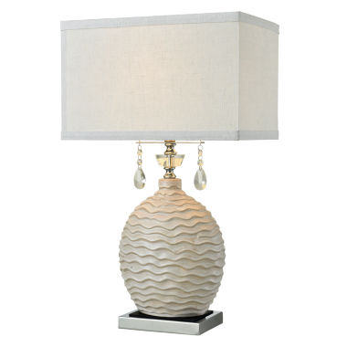 jcpenney.com | Dale Tiffany™ LED Rippling Water Table Lamp