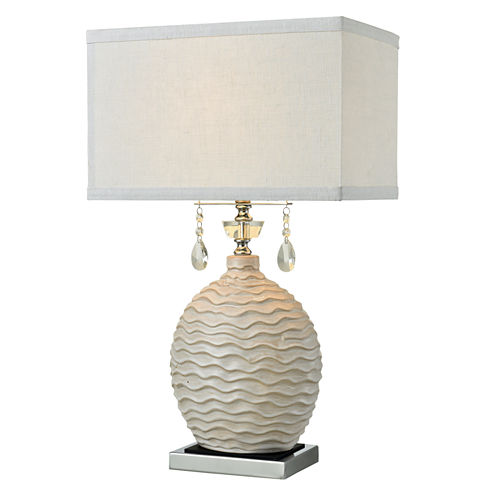 Dale Tiffany™ LED Rippling Water Table Lamp