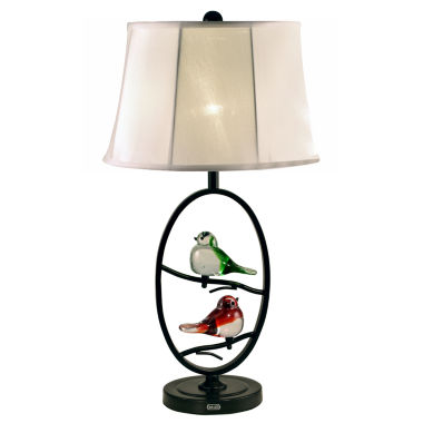 jcpenney.com | Dale Tiffany™ Finch Oval Table Lamp