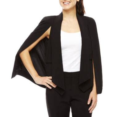jcpenney.com | nicole by Nicole Miller® Cape Jacket