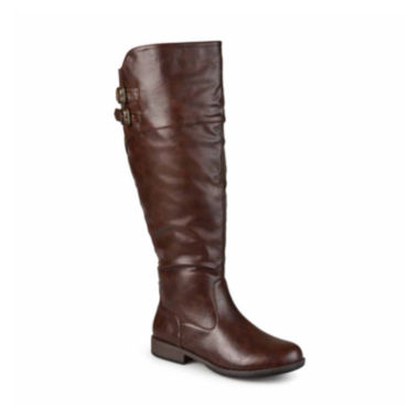 jcpenney.com | Journee Collection Tori Xwc Womens Riding Boots