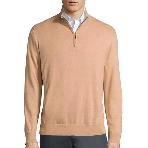 Claiborne® Long-Sleeve Thermolite Pullover Sweater
