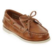 Arizona Bowen Boys Boat Shoes - Toddler