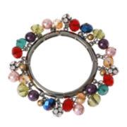 Mixit™ Hematite Multicolor Shaky Bracelet