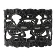 Mixit™ Black Lace Stretch Bracelet