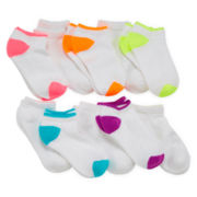 Total Girl® 10-pk. Low-Cut Socks - Girls