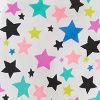 White Multi Stars