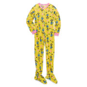 Despicable Me Minion One-Piece Blanket Sleeper - Girls 4-10