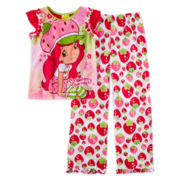 Strawberry Shortcake 2-pc. Pajama Set - Girls 4-8