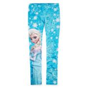 Frozen Elsa Leggings - Girls 7-16