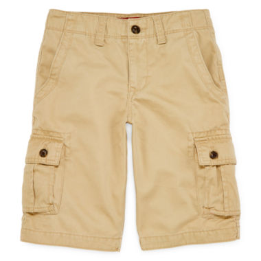 jcpenney.com | Arizona Cargo Shorts - Boys 8-20, Slim and Husky