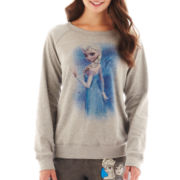 Disney Frozen Long-Sleeve Elsa Reversible Sweatshirt