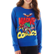 Marvel® Long-Sleeve Sweatshirt