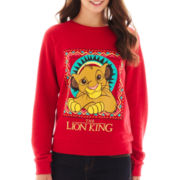 Disney Long-Sleeve Lion King Sweatshirt