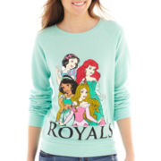 Disney Long-Sleeve Royals Sweatshirt