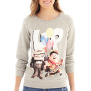 Disney Long-Sleeve UP Sweatshirt