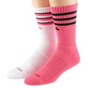 adidas® 2-pk. Team Crew Socks