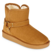 Arizona Candy Microsuede Womens Boots