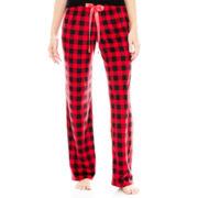 Flirtitude® Mix Match Microfleece Sleep Pants