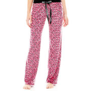 Flirtitude® Mix Match Microfleece Sleep Pants