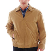 The Foundry Supply Co.™ Microfiber Golf Jacket–Big & Tall