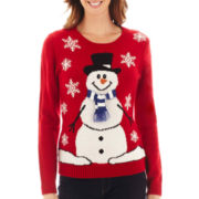 Carolyn Taylor Christmas Sweater - Petite