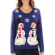 Carolyn Taylor Christmas Sweater