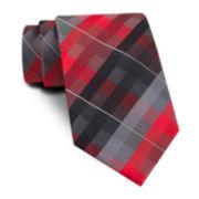 Van Heusen® Seasonal Red Pattern Tie