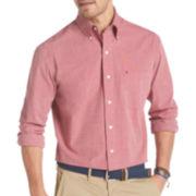 IZOD® Long-Sleeve Poplin Shirt